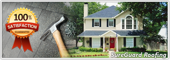 SureGuard Roofing & Maintenace -Has Been Serving South/East Michigan Since 1989 - On Commercail -Residential Building and Homes for Roofing ,Repairs , Gutter Replacement, Siding Replacement , and full line of Maintenance - Oxford-Clarkston-Metamora- Rochester -Troy-Sterling hgts Exc. Call Today for a Free Estiamte .