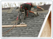 Roofng instalation on a house - with Demitonal Shinlges and some Repairs on the Flat roofing area , Guaranteed - Call for your free roofing estimate in Metamora - oxford - rochester- troy-clarkston- oakland twp. orion twp. the south / east michigan